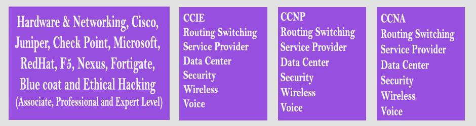 Cisco Certification Courses
